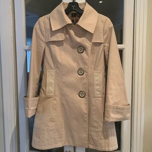 Mackage trench coat. Size XS